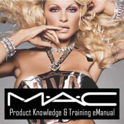 Product picture !!!MAC Pro Cosmetic Product Training Manual FREE Bonus!!!!